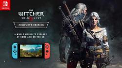 The Witcher 3 Wild Hunt Complete Edition Nintendo Switch Oyun. ürün görseli