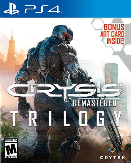Crysis Remastered Trilogy PS4 Oyun. ürün görseli