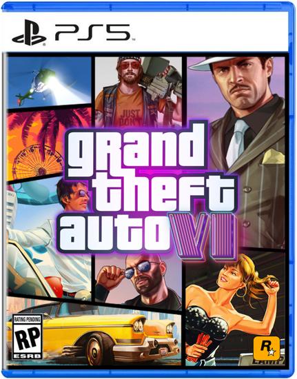 GTA 6 Grand Theft Auto VI PS5 Oyun. ürün görseli
