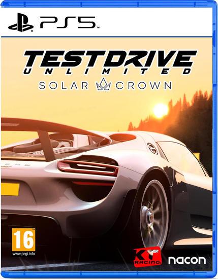 Test Drive Unlimited Solar Crown PS5 Oyun. ürün görseli