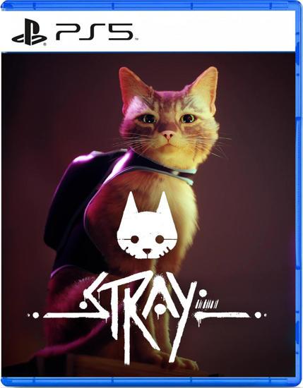 Stray PS5 Oyun. ürün görseli