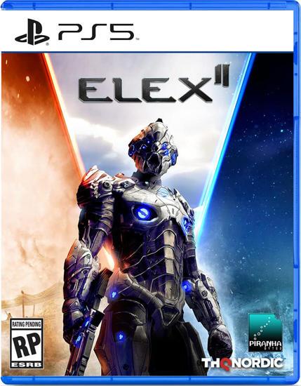 Elex II PS5 Oyun. ürün görseli