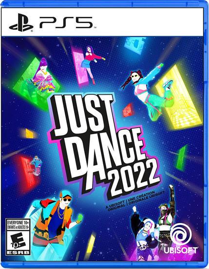 Just Dance 2022 PS5 Oyun. ürün görseli