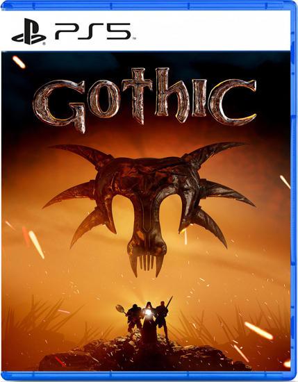 Gothic PS5 Oyun. ürün görseli